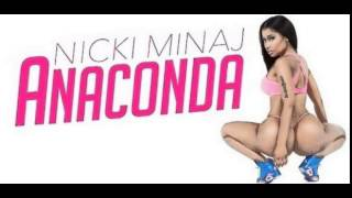 Nicki Minaj - Anaconda (Audio) (Download) (Descarga)