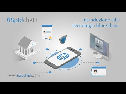 Introduzione alla tecnologia blockchain  -  Campus Party Italia 2017