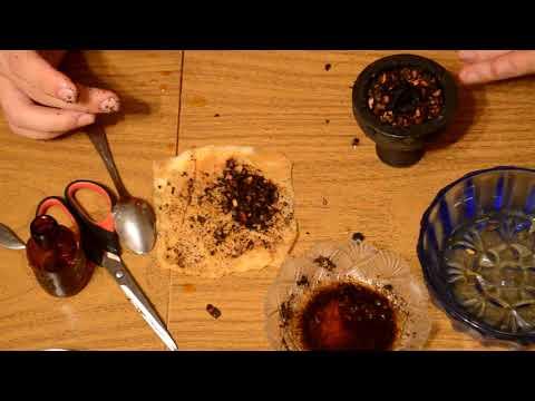Табак для кальяна своими руками из чая