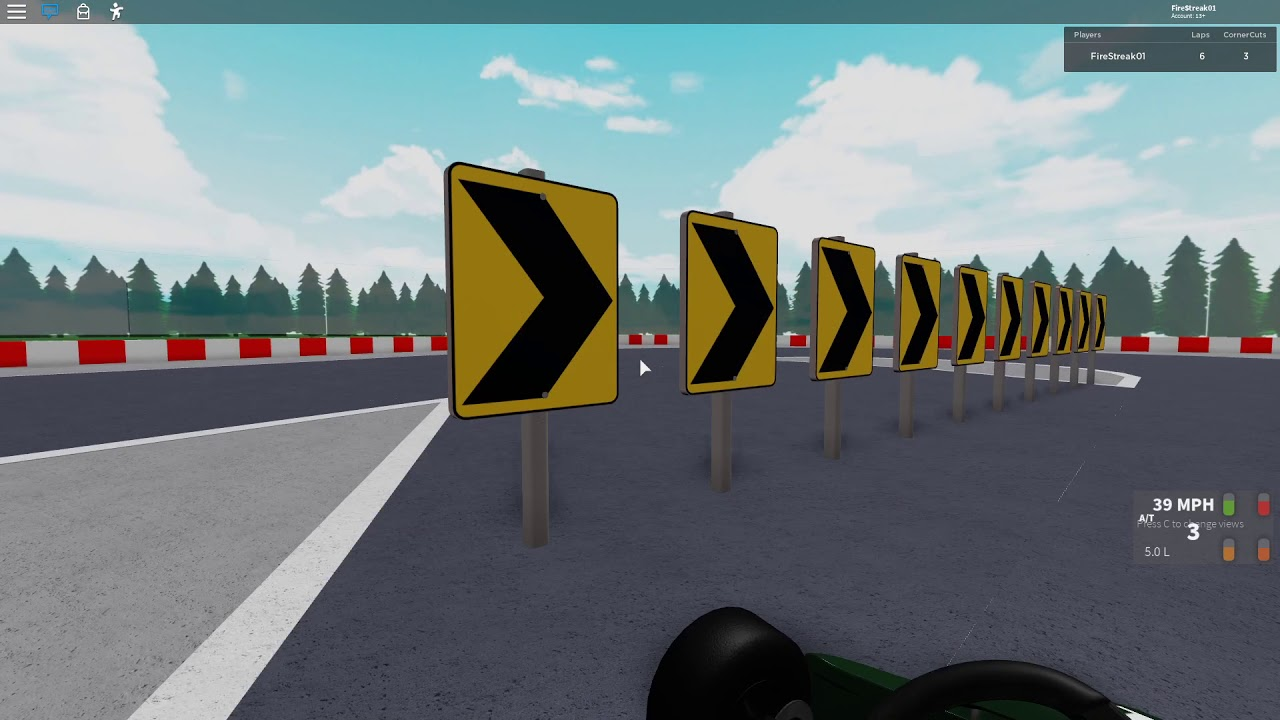 Crs-Laps-With karts-