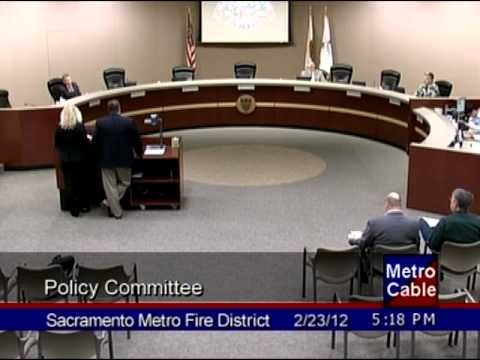 02/23/12 - Policy Committee - Metro Fire