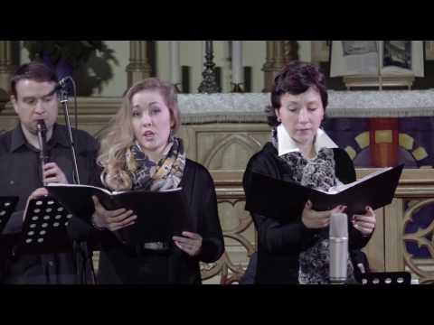 """Ensemble Bach-Consort, J.S.Bach, Cantata """"Gottes Zeit ist die allerbeste Zeit"""", BWV 106"""