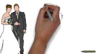 ★Поздравление★ - Видео приглашение на свадьбу.Онлайн приглашение