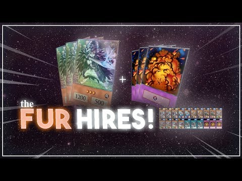 *NEW* FUR HIRES + 3x WIDESPREAD RUIN [Yu-Gi-Oh! Duel Links]