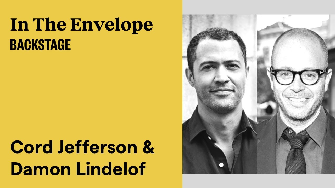 Damon Lindelof + Cord Jefferson of 'Watchmen' - In the Envelope: The Actor's Podcast