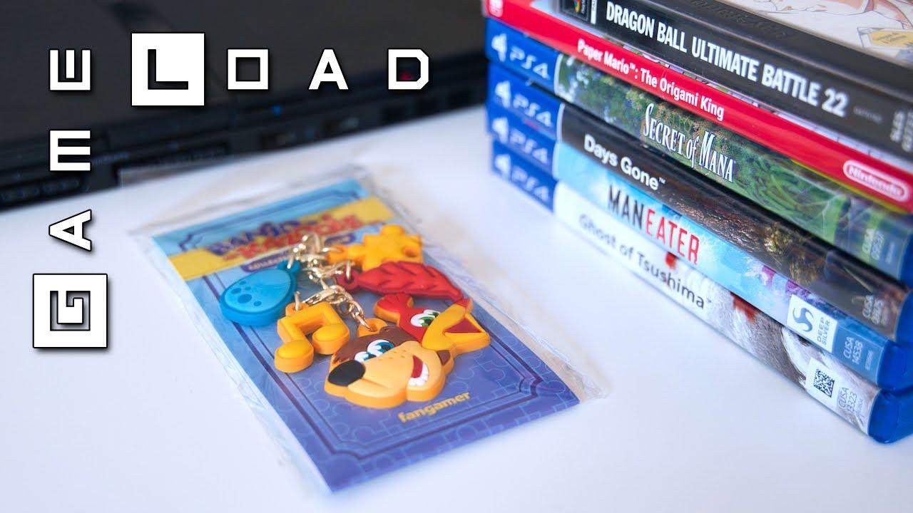 Paper Mario Origami King, Ghost of Tsushima und weitere Neuzugänge || GameLoad
