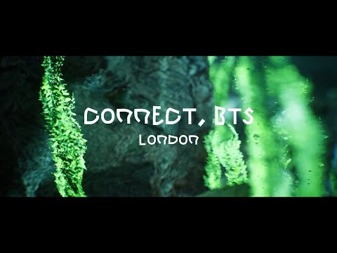 [CONNECT, BTS] Connect with 'Catharsis' @ London, Serpentine Gallery