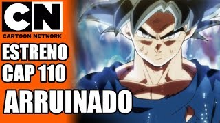 Baixar Cartoon Network ARRUINÓ el estreno del capitulo110 de Dragon Ball Super Latino