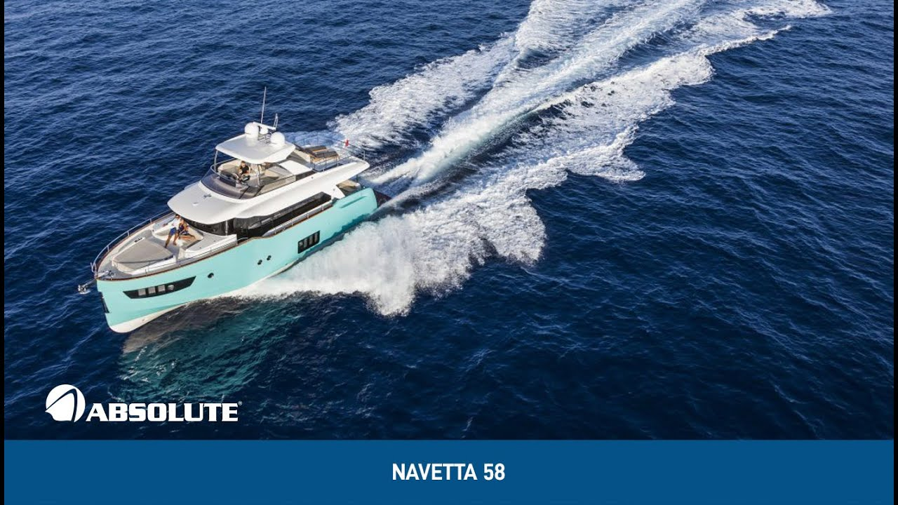 Video Absolute 58 Navetta