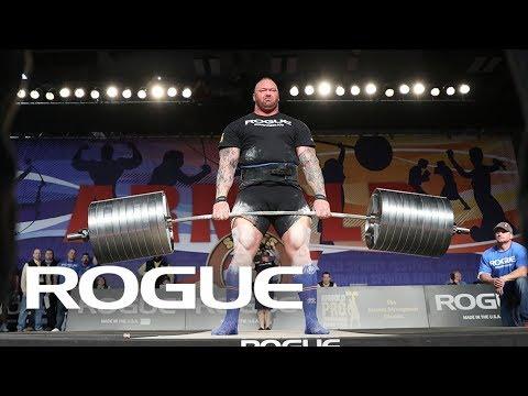 2018 Arnold Strongman Classic   Deadlift Highlights / 8K