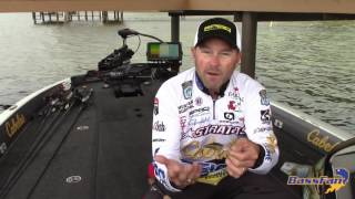Altering a Crankbait's Action – Mike McClelland