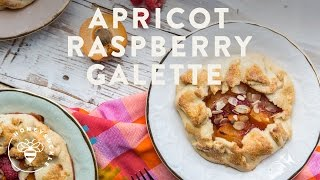Make this Apricot Raspberry Galette! SUBSCRIBE: https://www.youtube...