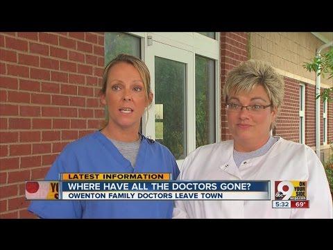 No Doctors Left In Owenton, Kentucky