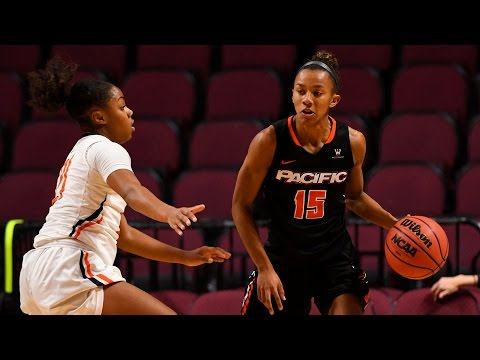 Pacific Women Beat Pepperdine in #WCChoops Opening Round
