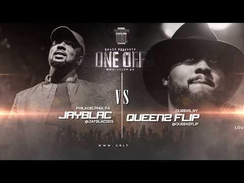 QUEENZ FLIP VS JAY BLAC SMACK/ URL RAP BATTLE (BLOGGER BATTLE)