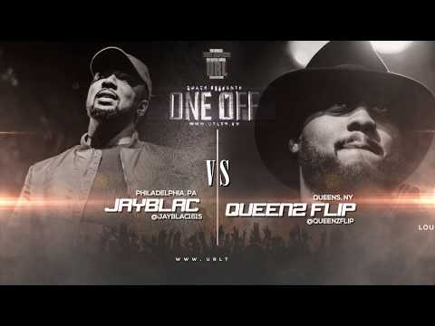 QUEENZ FLIP VS JAY BLAC SMACK/ URL RAP BATTLE (BLOGGER BATTLE)