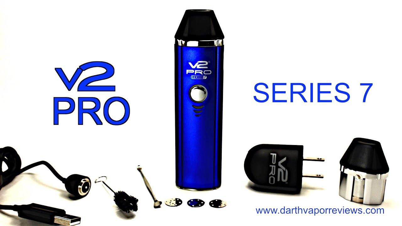 V2pro series 7 vaporizer