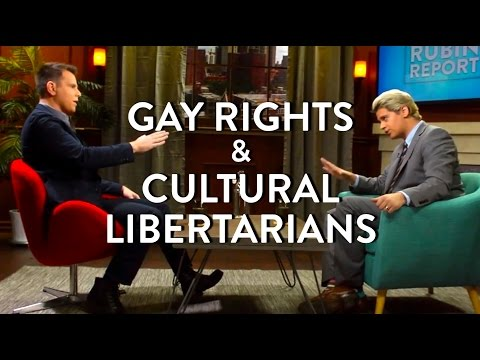 Milo Yiannopoulos and Dave Rubin Discuss Gay Rights and Cultural Libertarians