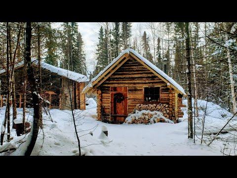 remote-off-grid-cabin:-new-stove/starting-the-bathroom-project