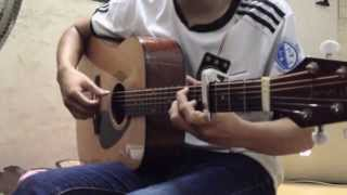 Fox Rain (My Girlfriend is Gumiho OST) - Guitar solo
