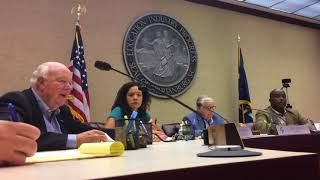 July 9 City Council Meeting
