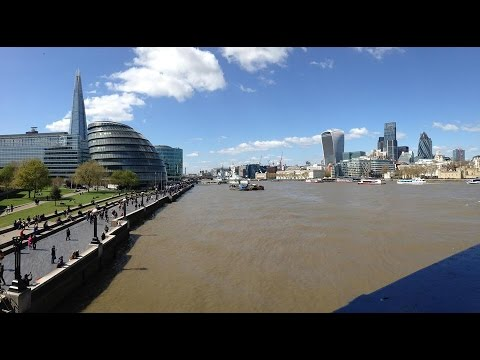 London Attractions Vlog April 2015