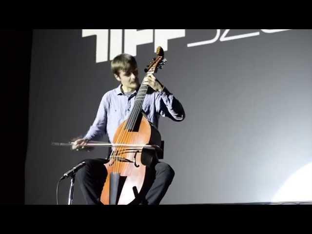 TIFFszereda | Salat Zakariás Soma - viola de gamba