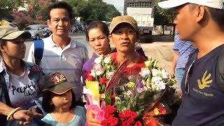 Nhạc sĩ Việt Khang vừa trở về nhà sau 4 năm tù