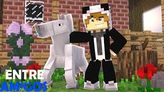 Minecraft: ME ARRUMANDO PARA O ENCONTRO - ENTRE AMIGOS #35