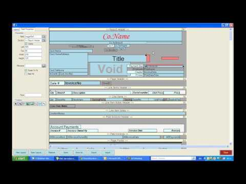Sales in EVE   How to Set Up Your Invoice Template, the Print Action and eReceipt