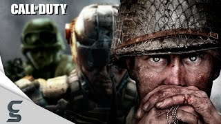 The Evolution of Video Game Graphics: Call of Duty (2003 - 2017)