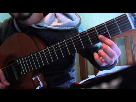 December Guitar Lesson - Collective Soul