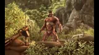 Crysis Трейлер игры