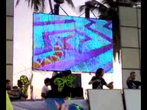 sesto sento - rise up + out of your love (live @ beach festival 4, vallarta.mx)