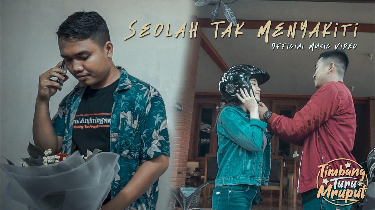 TTM AKUSTIK - SEOLAH TAK MENYAKITI (Official Music Video)