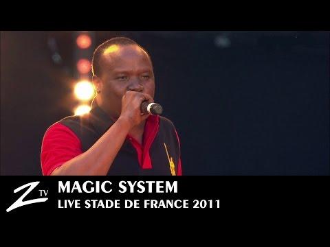 Magic System - Stade de France - LIVE HD