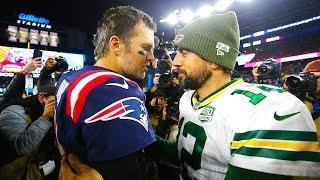 Dan Patrick on What We Learned from Tom Brady vs Aaron Rodgers Showdown | 11/5/18