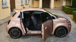 All New 2021 Fiat 500 3+1 doors - the mini Rolls Royce
