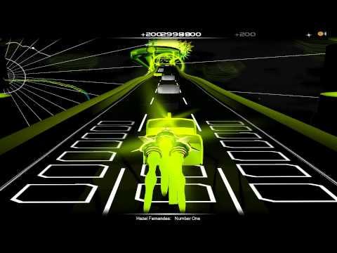 Hazel Fernandes - Number One [Full] (Audiosurf, Ninja Mono - Ironmode)