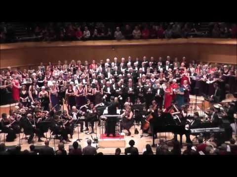 How Great Thou Art (uplifting)- full orchestra and 2000 voices