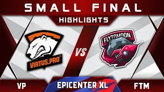 VP vs FTM FlytoMoon [EPIC] EPICENTER XL Major 2018 Highlights Dota 2