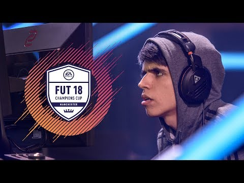 FIFA 18 - FUT Champions Cup Manchester Day 3