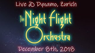 The Night Flight Orchestra - Gemini live in Zûrich 2018