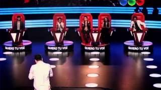 La Voz Argentina: Programa 4 - Audiciones a Ciegas (Completo)
