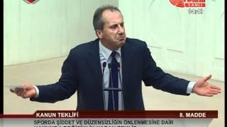 TBMM - Mehmet Şandır - Muharrem İnce - 10 aralık 2011 - www.TurkToresi.com