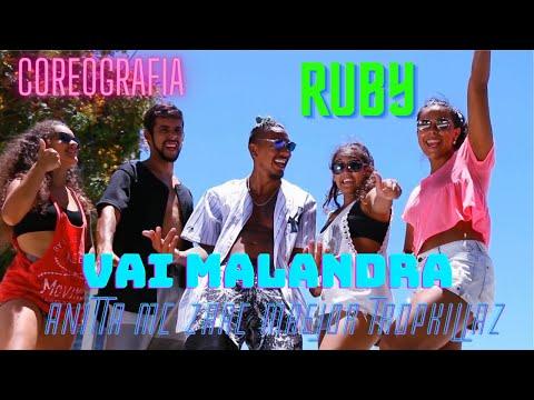 Baixar Vai Malandra - Anitta, Mc Zaac, Maejor ft. Tropkillaz & DJ Yuri Martins - Zumba (Coreografia) - Ruby