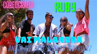 Vai Malandra - Anitta, Mc Zaac, Maejor ft. Tropkillaz & DJ Yuri Martins - Zumba (Coreografia) - Ruby