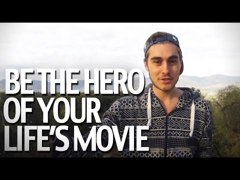 Be The HERO of YOUR Life's Movie (Awaken From The Matrix)
