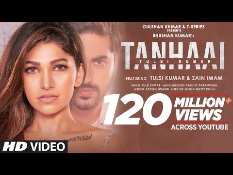Tulsi Kumar: Tanhaai Official Video | Sachet-Parampara | Zain I, Sayeed Q, Sneha S | Bhushan Kumar