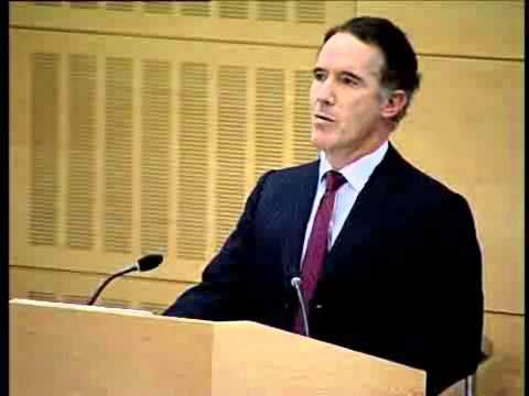 Iñigo Gomez-Jordana - Seminar: Spanish financial sector reform / Financial Crisis